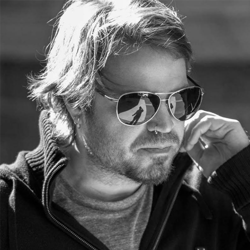 Portrait of Matt Brown